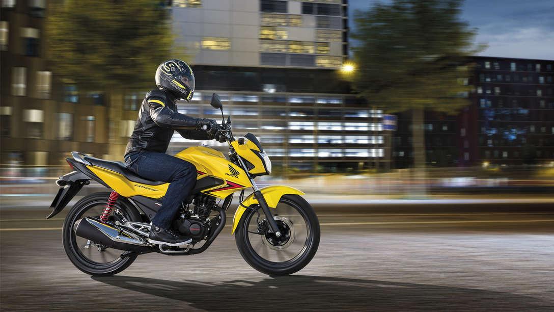 descri o geral cb125f 125 cc gama motos honda. Black Bedroom Furniture Sets. Home Design Ideas