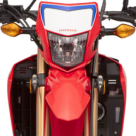 Honda CRF300L Mais potente