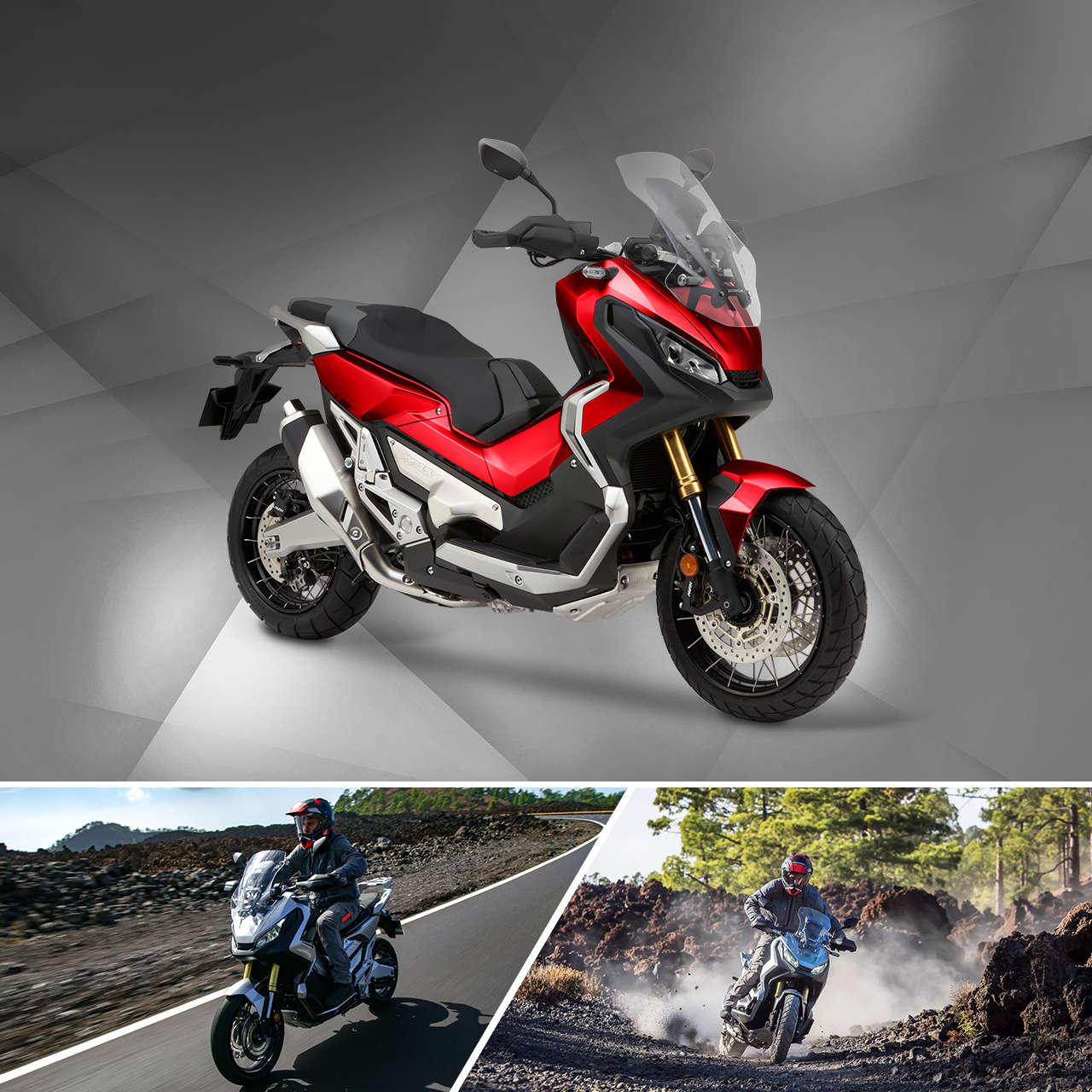 Motos U2013 Honda
