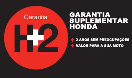 Garantia Suplementar Honda (H+2)